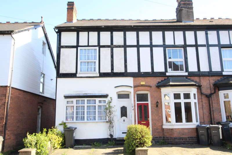 3 Bedrooms End Of Terrace House for sale in Holland Road, Sutton Coldfield. B72 1RE