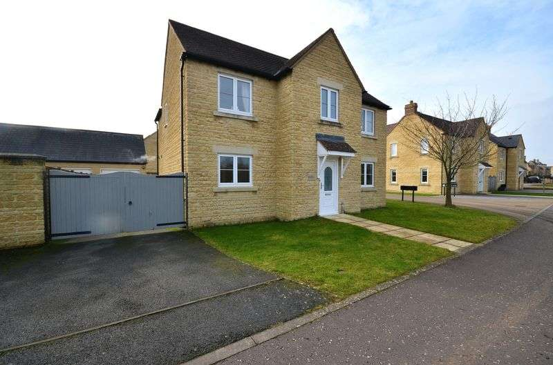 5 Bedrooms Detached House for sale in Barley Crescent, Carterton