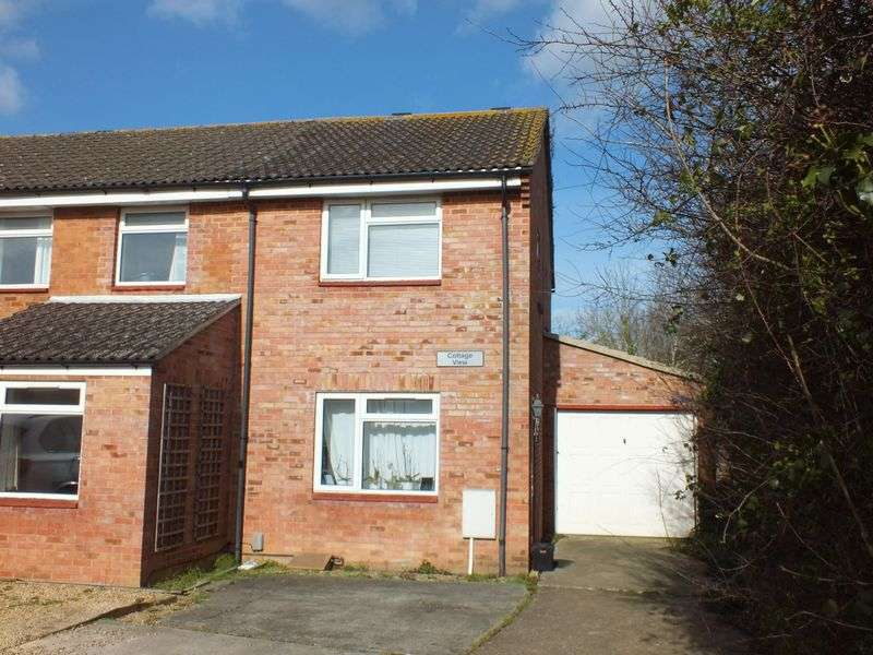 2 Bedrooms Terraced House for sale in Great Close Road, Yarnton