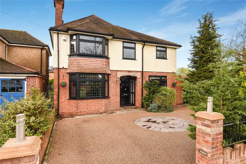 4 Bedrooms House for sale in The Grove, Ickenham, Uxbridge, Middlesex, UB10