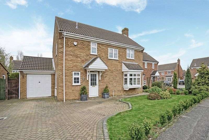 4 Bedrooms Detached House for sale in Eaton Socon, St. Neots