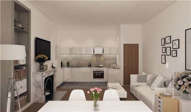 1 Bedroom Flat for sale in Apartment 2, 3 Charles Road, ST LEONARDS-ON-SEA, East Sussex