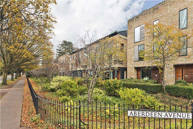 5 Bedrooms Semi Detached House for sale in Morland Terrace, Brooklands Avenue, Cambridge, CB2