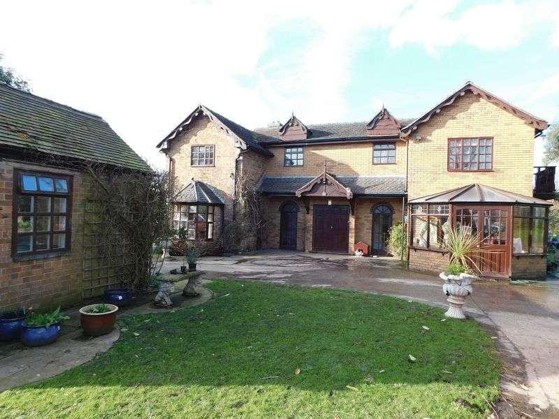 4 Bedrooms Detached House for sale in Gnosall Road, Gnosall, Staffordshire