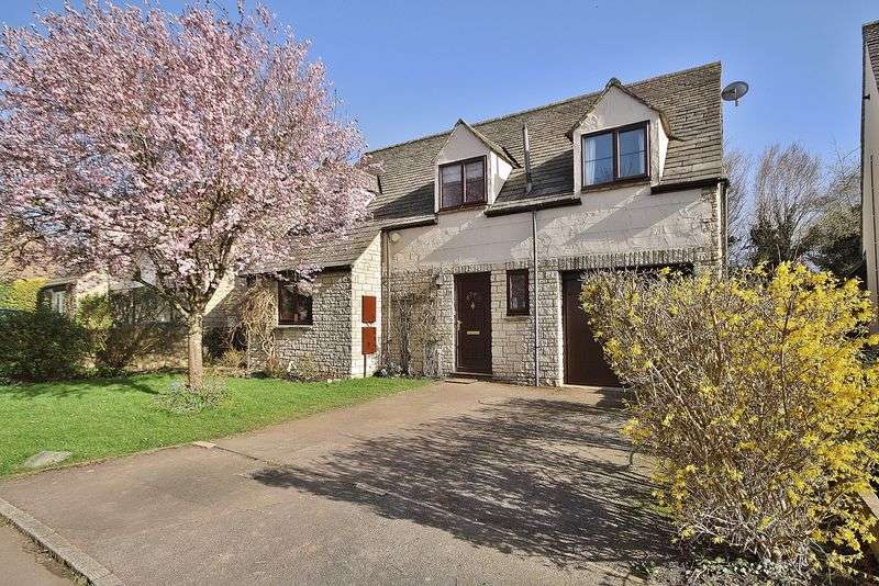 4 Bedrooms Detached House for sale in COTSWOLD MEADOW, Deer Park, Witney OX28 5FB