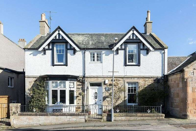 5 Bedrooms Terraced House for sale in Post Office House, The Square, Blackness, Linlithgow