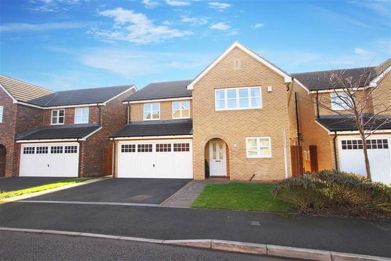 5 Bedrooms Detached House for sale in Briar Vale, Whitley Bay, Tyne And Wear