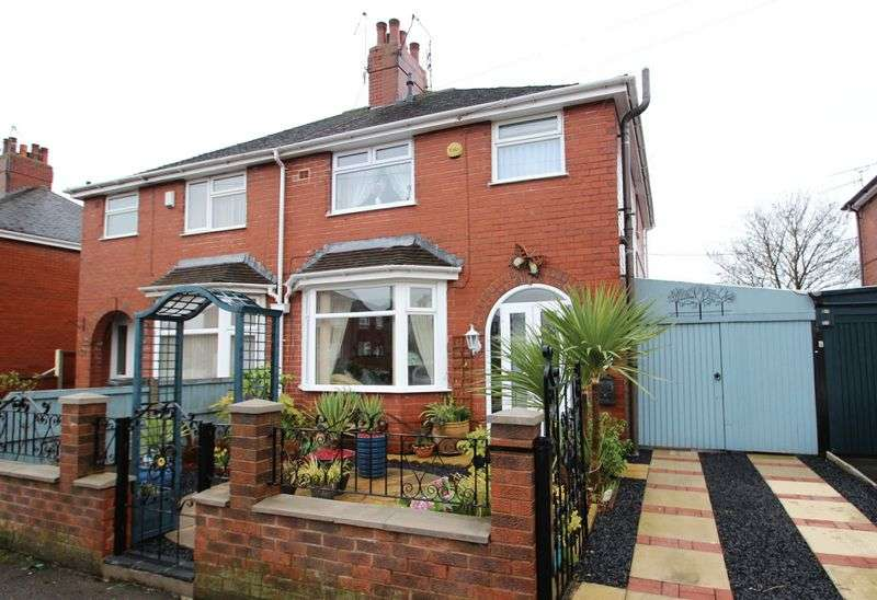 3 Bedrooms Semi Detached House for sale in Harper Avenue, Milehouse