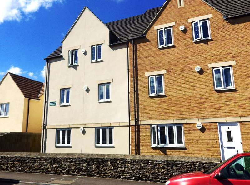 1 Bedroom Flat for sale in Acanthus Court
