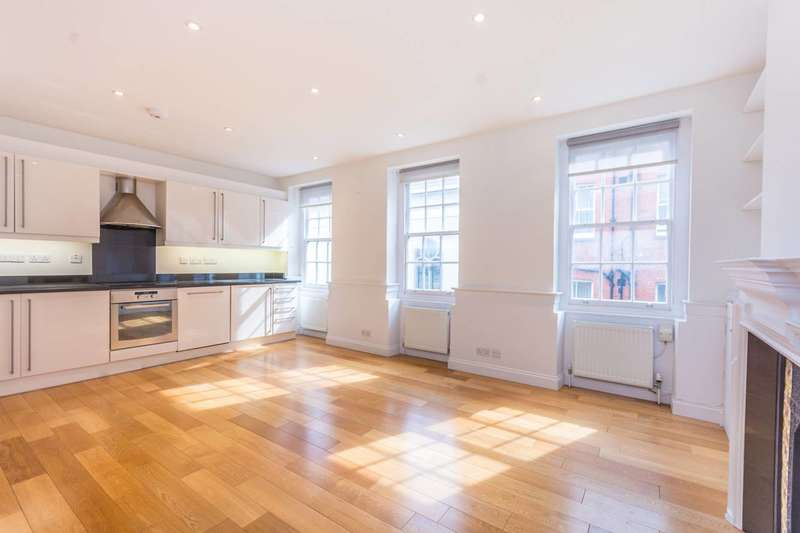 1 Bedroom Flat for sale in Cosmo Place, Bloomsbury, WC1N