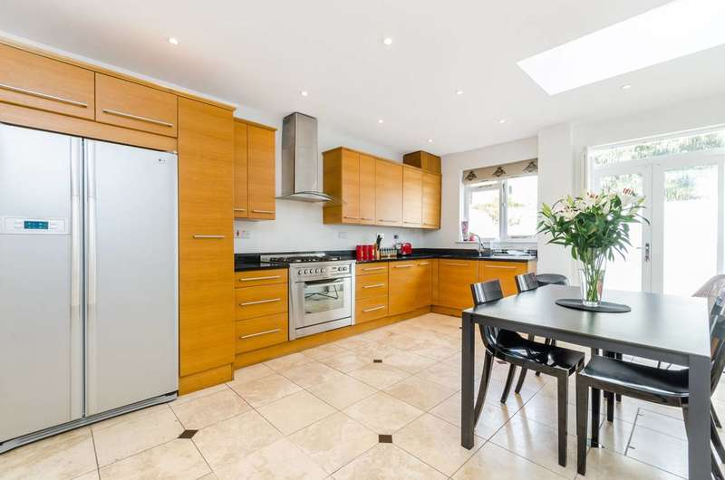 3 Bedrooms House for sale in Mendora Road, Fulham, SW6
