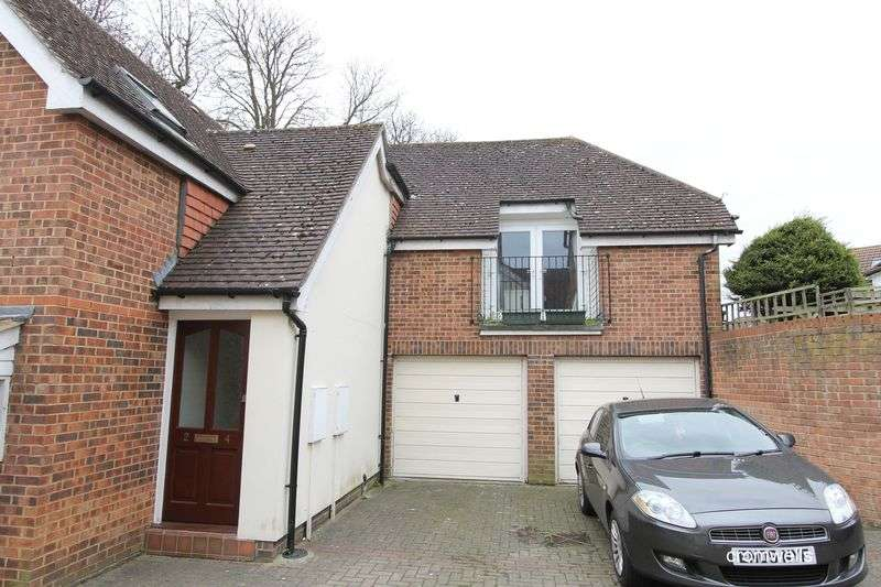 1 Bedroom Flat for sale in 4 Oakdene Mews, Sutton