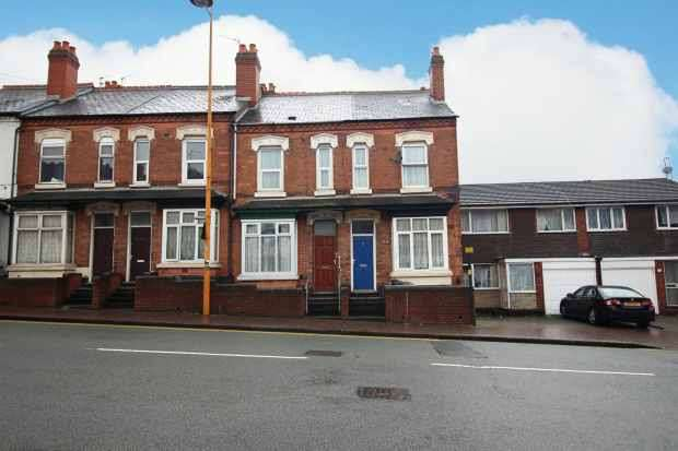 2 Bedrooms Property for sale in Rookery Road, Birmingham, West Midlands, B21 9QU