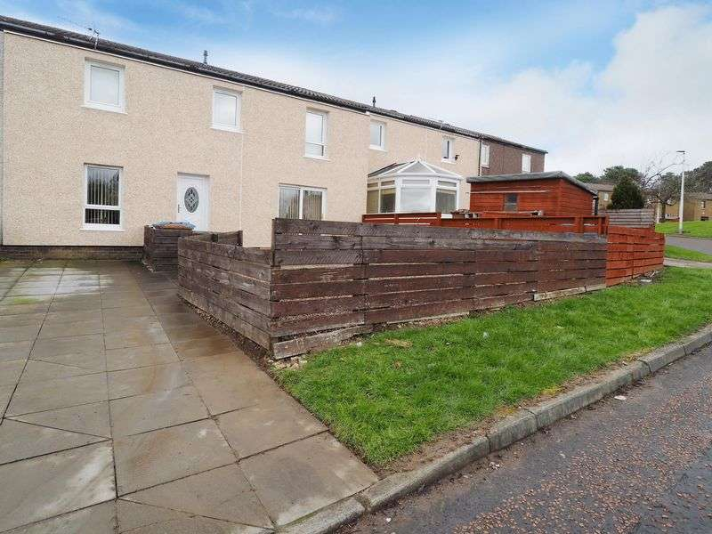 4 Bedrooms Terraced House for sale in Lenzie Avenue, Livingston, EH54 8NR **Closing date set for Friday 24th at 12 noon**