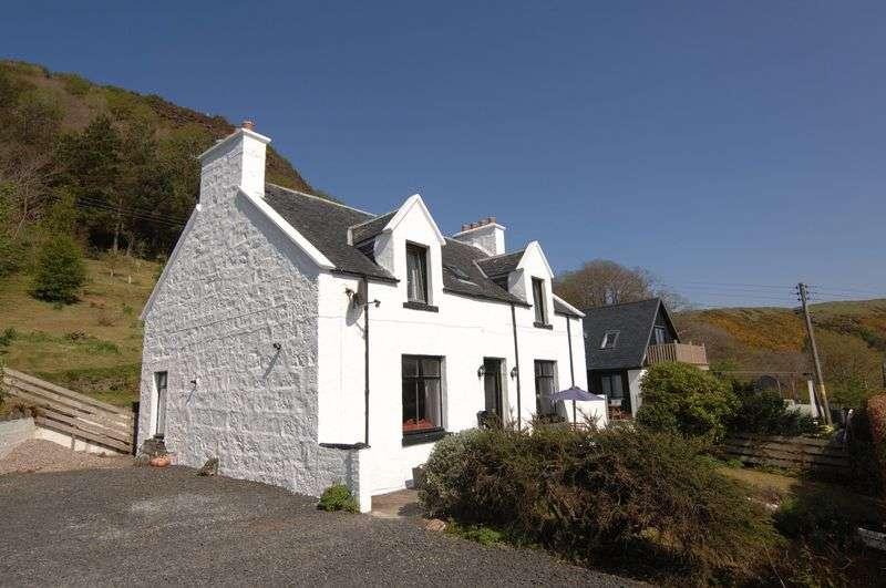 8 Bedrooms Detached House for sale in WOODBINE: 2 Properties, 8 beds (6 en-suite), profitable business, Uig
