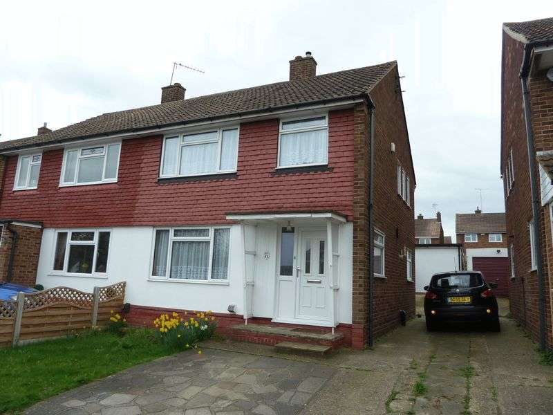 3 Bedrooms Semi Detached House for sale in St Georges Road, Swanley