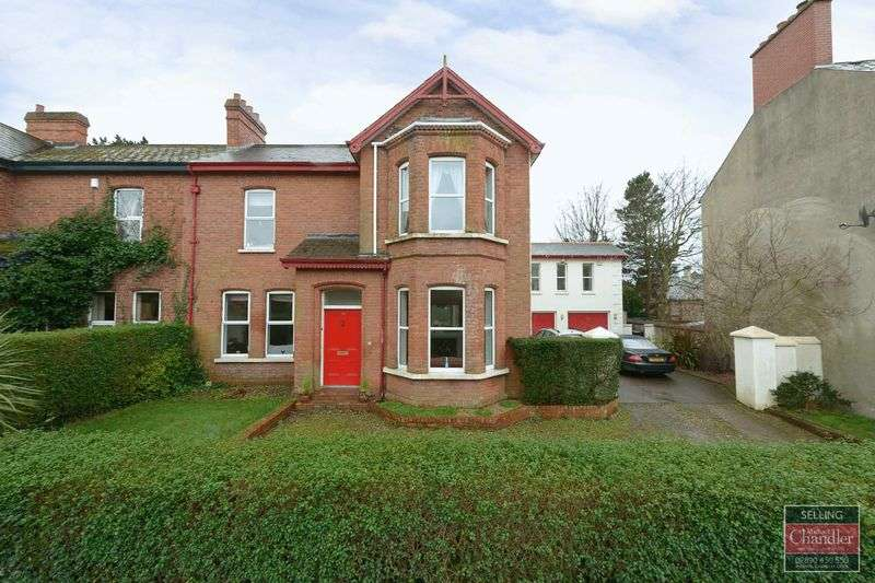 5 Bedrooms Semi Detached House for sale in 115 Upper Newtownards Road, Belfast, BT4 3HW