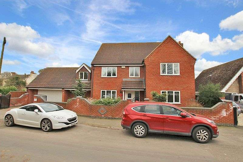 4 Bedrooms Detached House for sale in ABBEY ROAD, ULCEBY