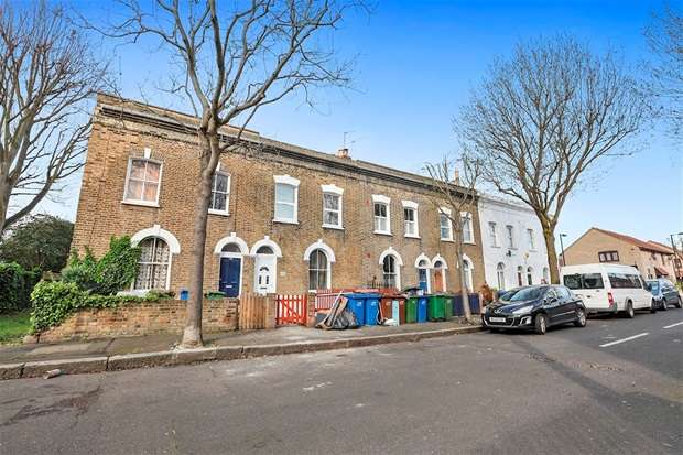 3 Bedrooms House for sale in Simms Road, Bermondsey