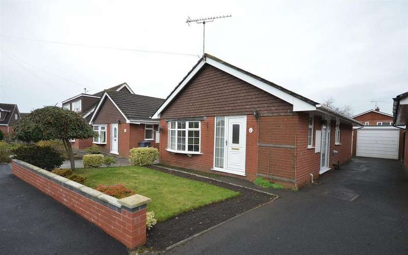 2 Bedrooms Detached Bungalow for sale in Dane Close, Elworth
