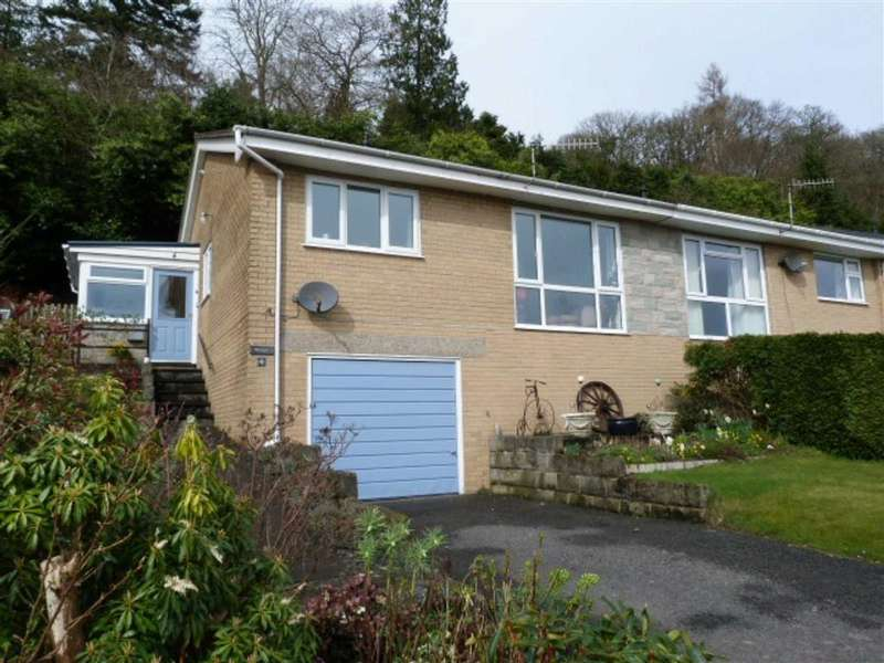 2 Bedrooms Detached Bungalow for sale in Tan Yr Allt, Llanidloes