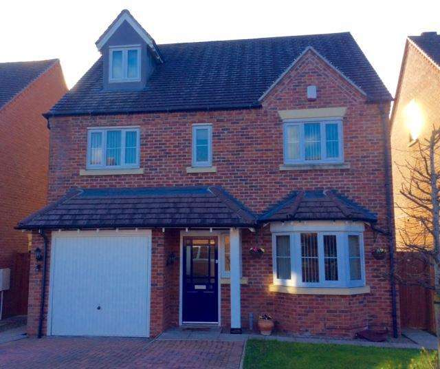 5 Bedrooms Detached House for sale in 18 College Gardens, Radbrook, Shrewsbury, SY3 9BF