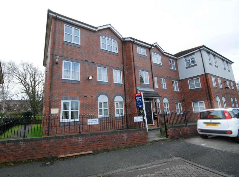 2 Bedrooms Apartment Flat for sale in Ashwood Croft, Hebburn