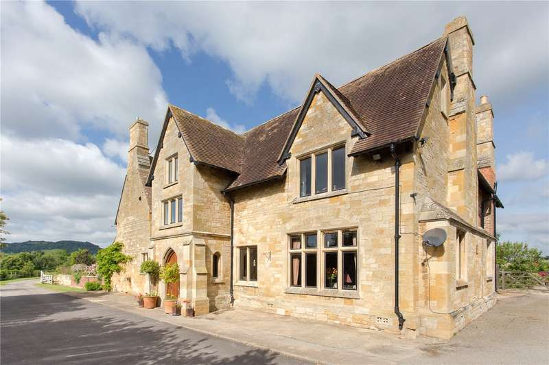 7 Bedrooms Detached House for sale in Little Washbourne, Tewkesbury, Gloucestershire, GL20