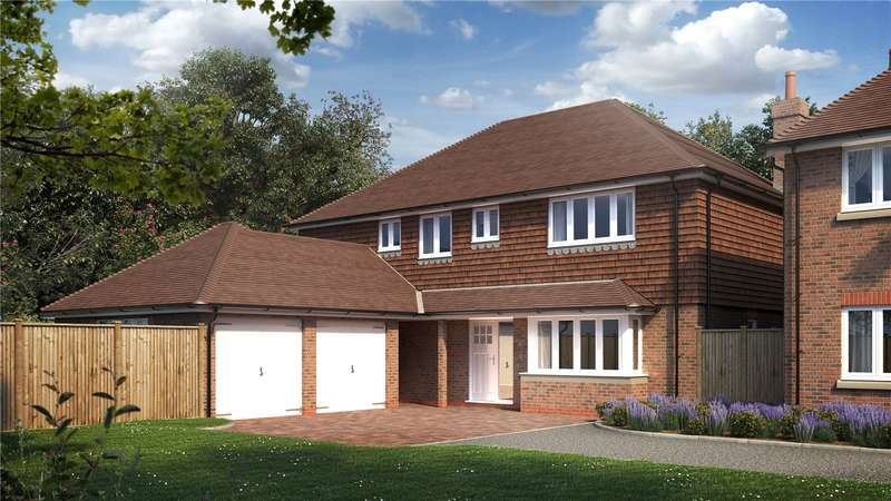 4 Bedrooms Detached House for sale in Barnham Road, Barnham, Bognor Regis, PO22