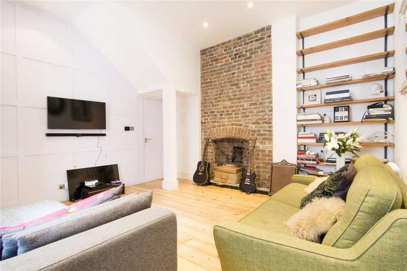 2 Bedrooms House for sale in Sylvester Road, London, E8