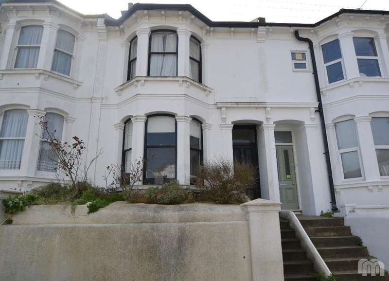 3 Bedrooms Terraced House for rent in Porthall Street Brighton East Sussex BN1