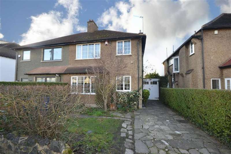 3 Bedrooms Semi Detached House for sale in Ridgeview Road, Whetstone, London