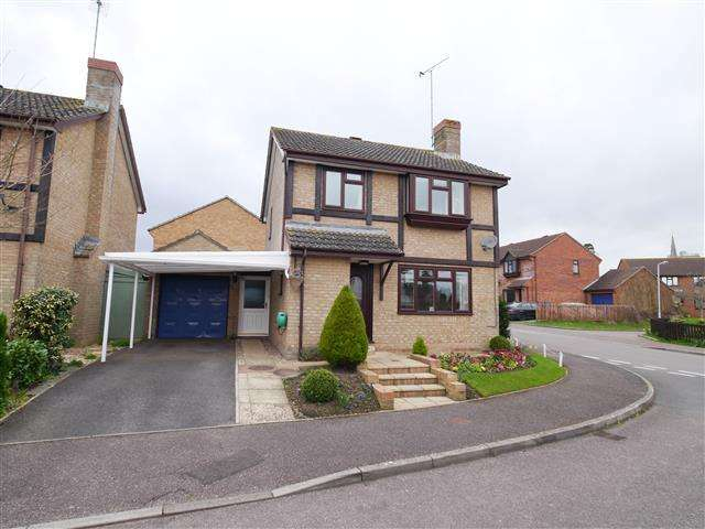 3 Bedrooms Detached House for sale in Andrew Allan Road, Wellington TA21