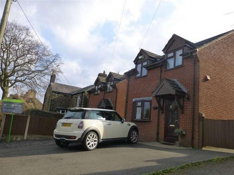 3 Bedrooms Detached House for sale in Peckforton View, Coedpoeth, Wrexham