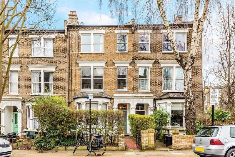 2 Bedrooms Flat for sale in Cardozo Road, Islington, London, N7