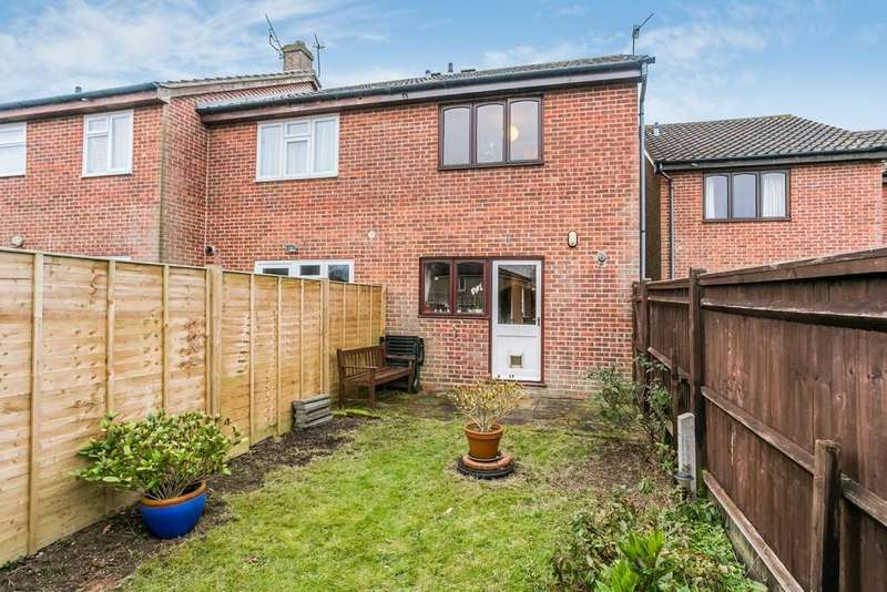 2 Bedrooms End Of Terrace House for sale in Alder Close, Tunbridge Wells