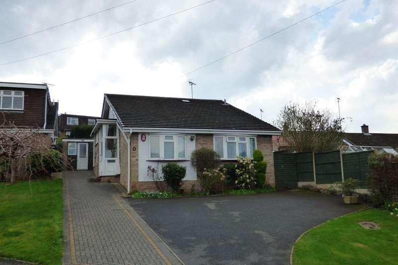2 Bedrooms Bungalow for sale in Riverdale Close, Burton-on-Trent