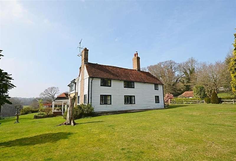 3 Bedrooms Detached House for sale in Northiam Road Broad Oak, Rye