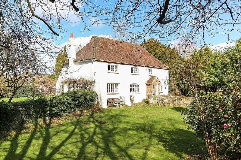 4 Bedrooms Detached House for sale in Rogate, Petersfield, West Sussex, GU31