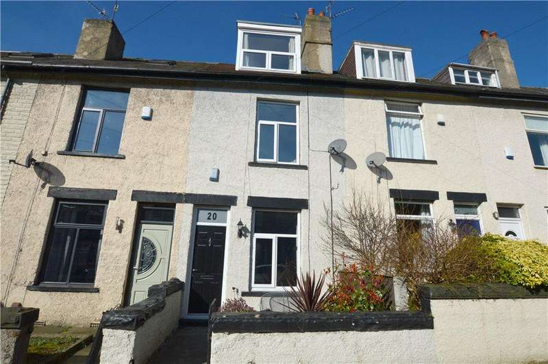 2 Bedrooms Terraced House for sale in Woodlands Terrace, Stanningley, Pudsey, West Yorkshire