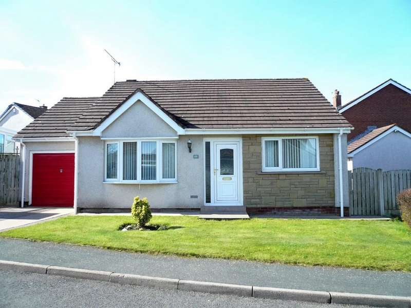 2 Bedrooms Detached Bungalow for sale in Ling Beck Park, Seaton, Workington