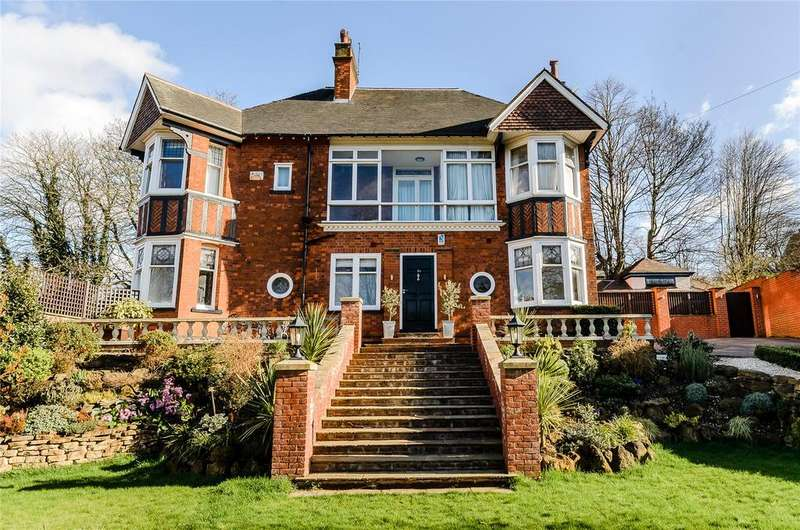 3 Bedrooms Flat for sale in Richmond Drive, Mapperley Park, Nottingham, NG3