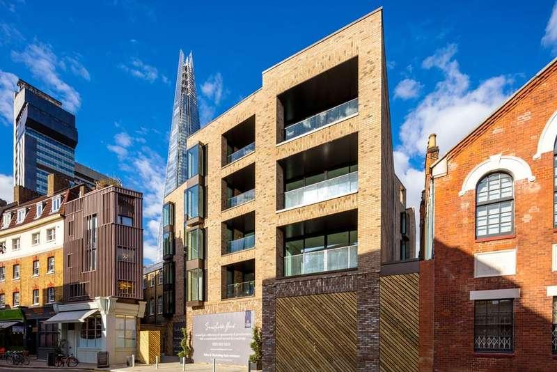 1 Bedroom Apartment Flat for sale in Snowsfields Yard, 36 Snowsfields