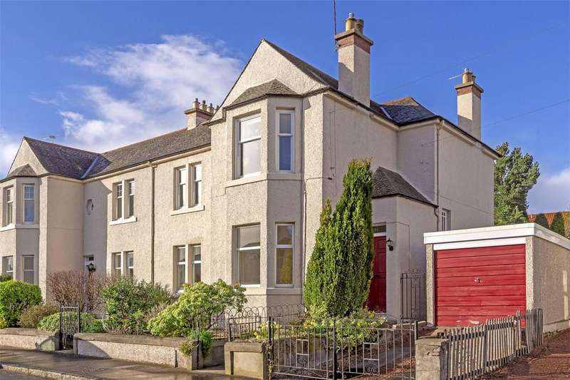 2 Bedrooms Flat for sale in 16 Forrester Road, Edinburgh, EH12