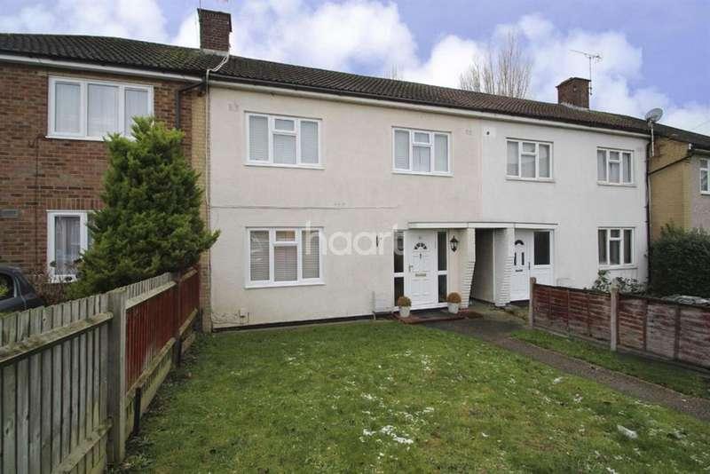 3 Bedrooms Terraced House for sale in Stevenage Crescent, Theobald Street, Borehamwood