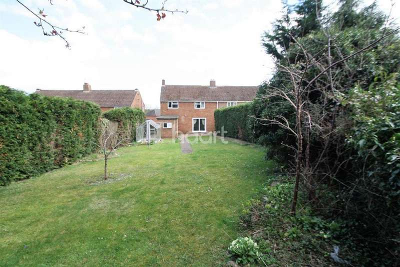3 Bedrooms Semi Detached House for sale in Lavendon Village