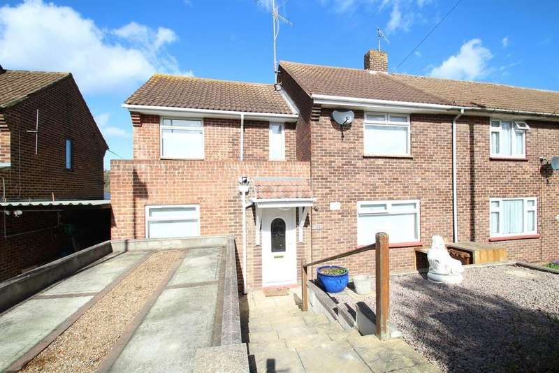 4 Bedrooms End Of Terrace House for sale in Eden Avenue, Chatham