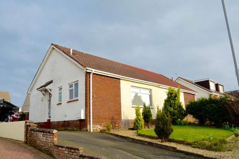 2 Bedrooms Bungalow for sale in Douglas Road, Coylton, Ayrshire, KA6 6JJ