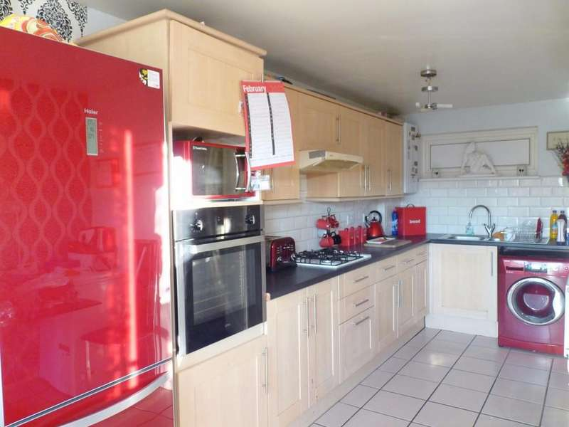 3 Bedrooms Terraced House for sale in Edenbridge