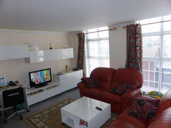 1 Bedroom Flat for sale in Springbourne, Bournemouth